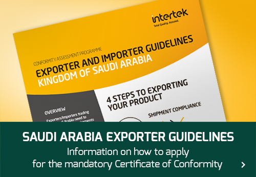 Saudi Business Export Guide